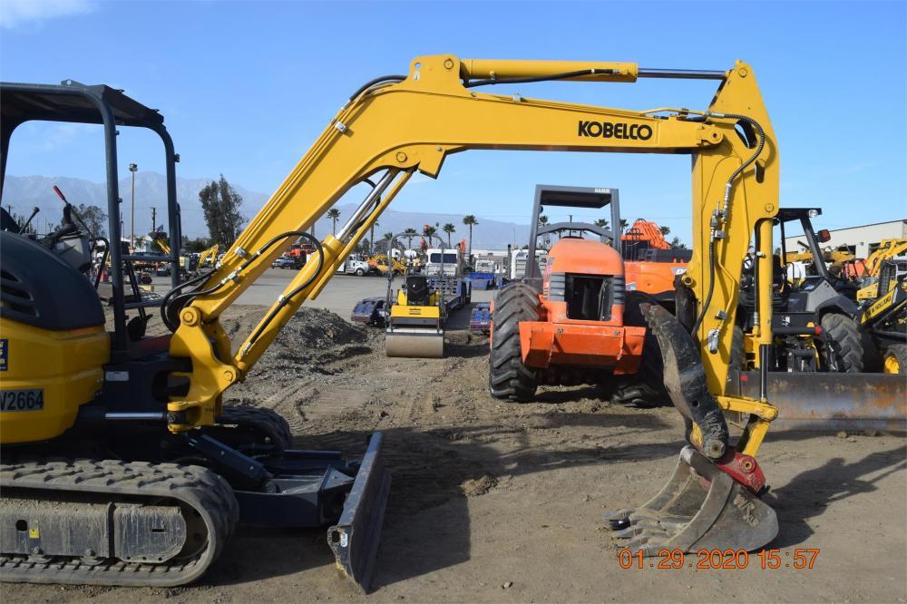 Detail photo of 2017 Kobelco SK55SRX-6E from Construction Equipment Guide