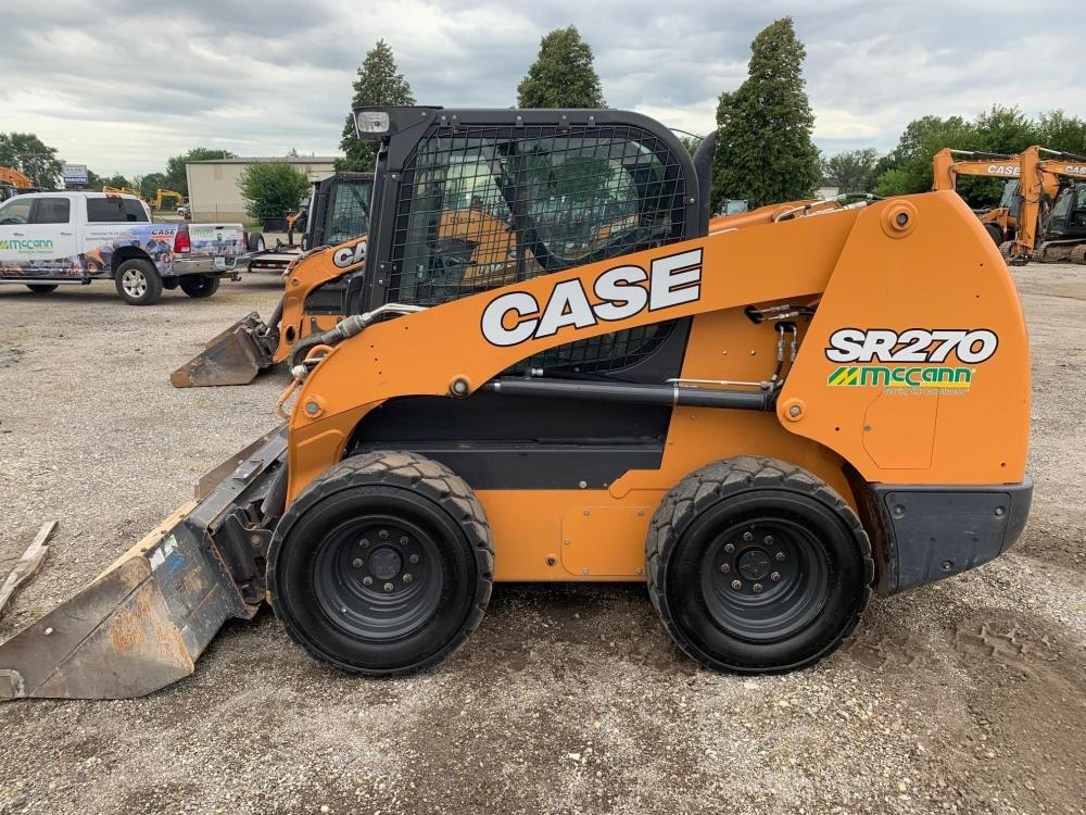 Detail photo of 2018 Case SR270 from Construction Equipment Guide