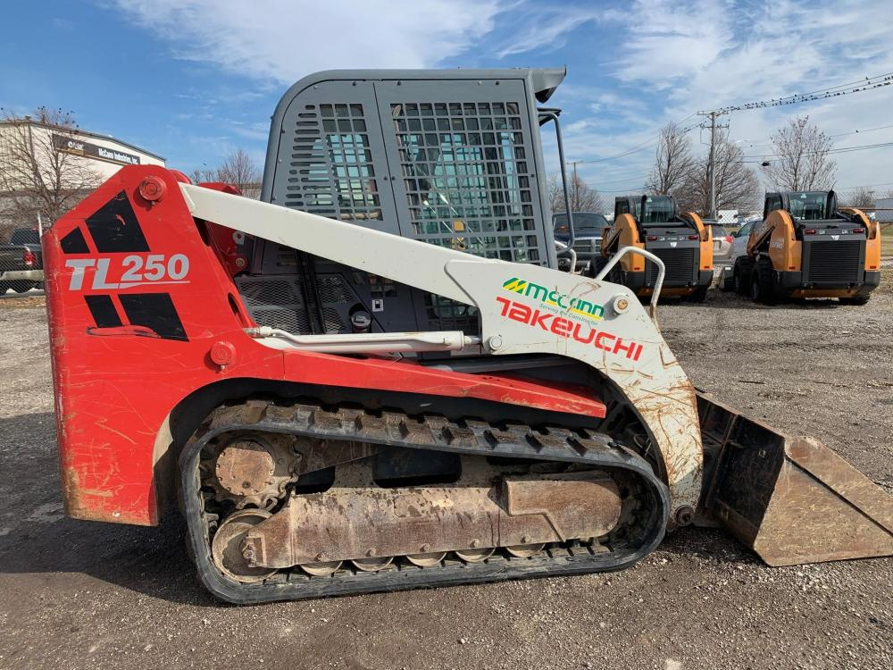 Detail photo of 2012 Takeuchi TL250 from Construction Equipment Guide