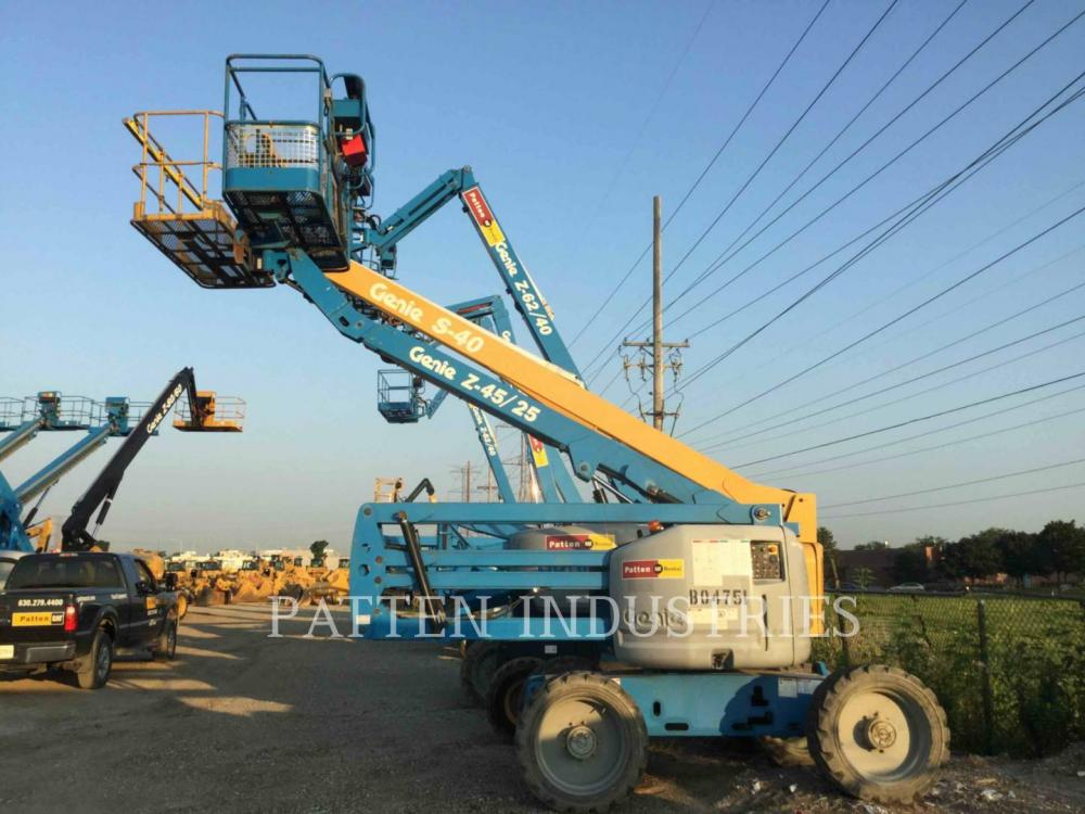 Detail photo of 2012 Genie Z-45/25 RT from Construction Equipment Guide