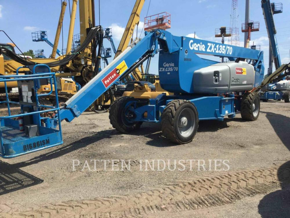 Detail photo of 2014 Genie ZX-135 from Construction Equipment Guide