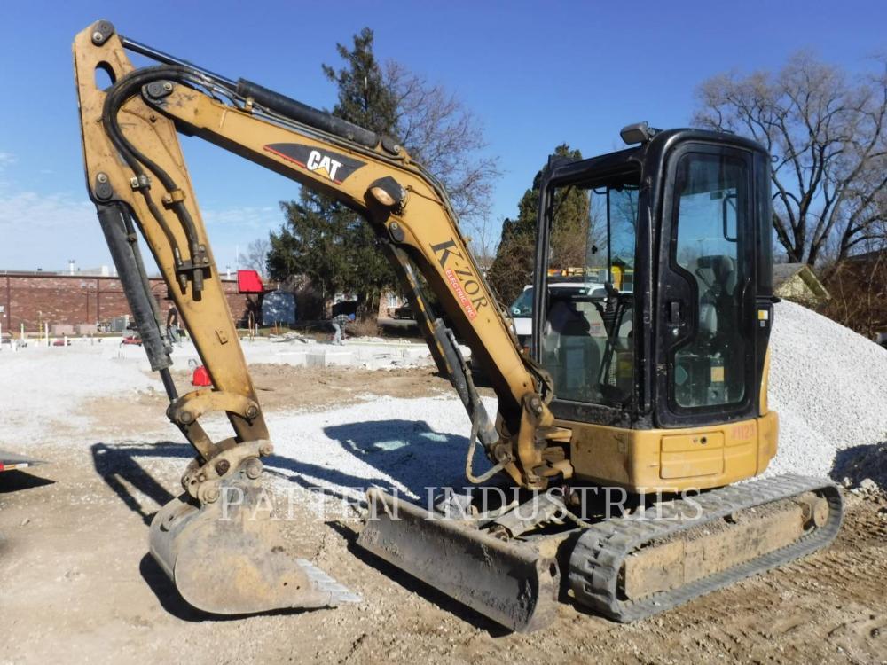 2006 caterpillar 303c cr for sale 17807887 from patten cat 211 ceg rh constructionequipmentguide com