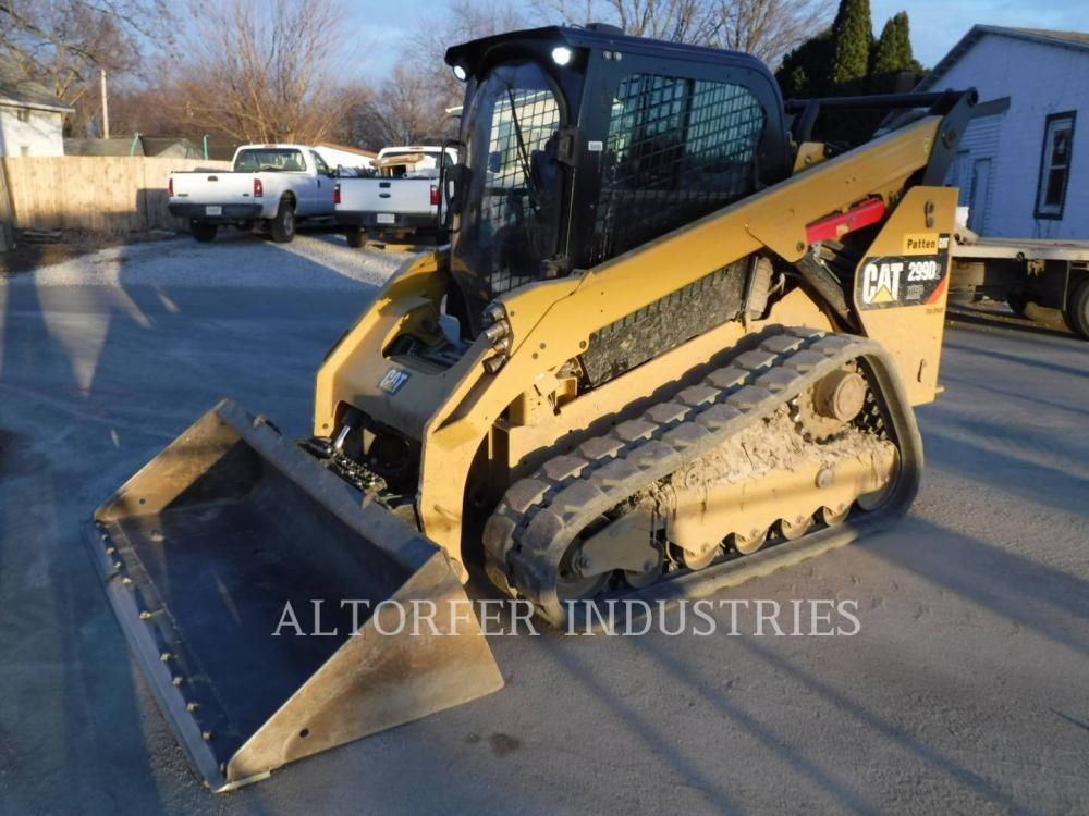 Detail photo of 2017 Caterpillar 299D2 XHP from Construction Equipment Guide