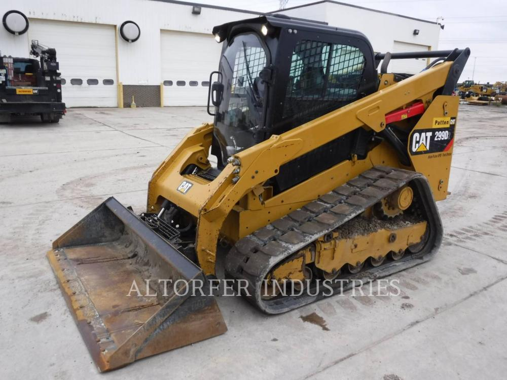 Detail photo of 2016 Caterpillar 299D from Construction Equipment Guide