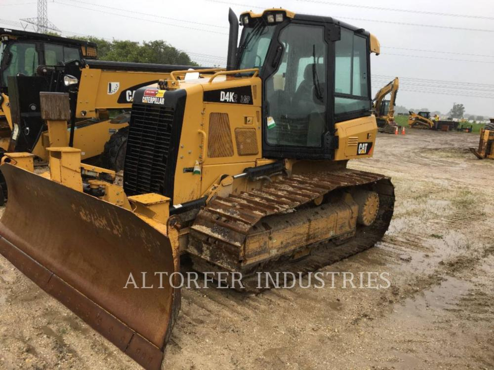 Detail photo of 2015 Caterpillar D4K2LGP from Construction Equipment Guide