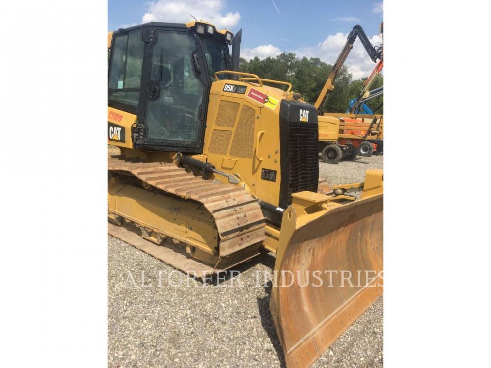 Detail photo of 2018 Caterpillar D5K2 LGP from Construction Equipment Guide