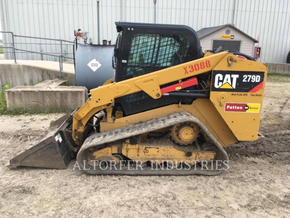 Detail photo of 2014 Caterpillar 279D from Construction Equipment Guide