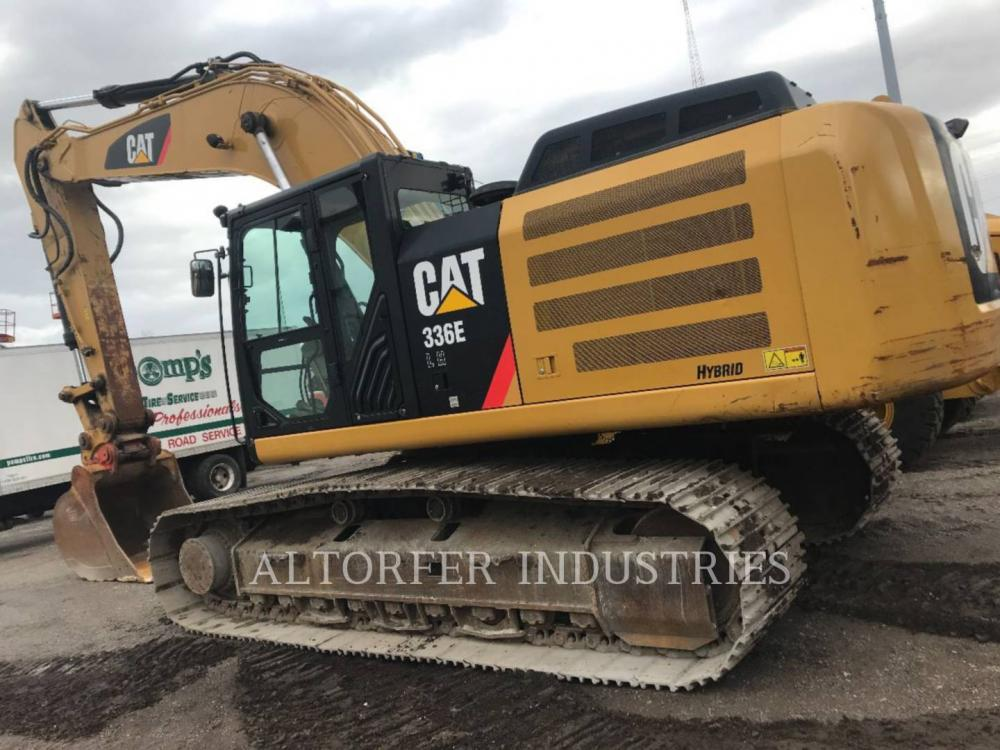Detail photo of 2015 Caterpillar 336E from Construction Equipment Guide