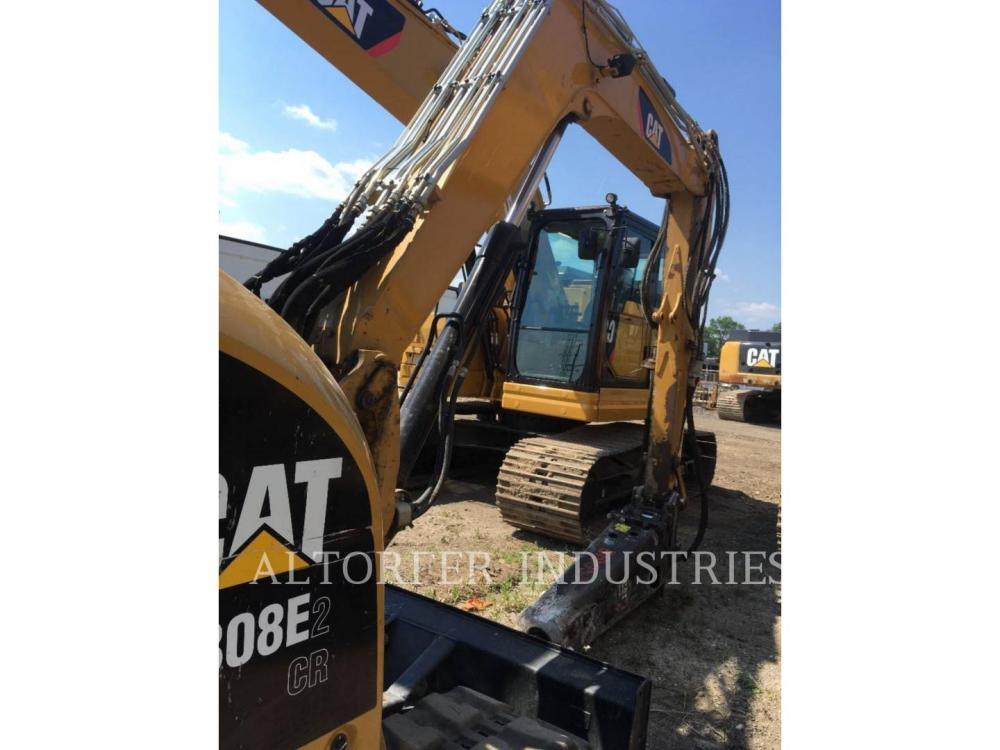 Detail photo of 2015 Caterpillar 308E from Construction Equipment Guide