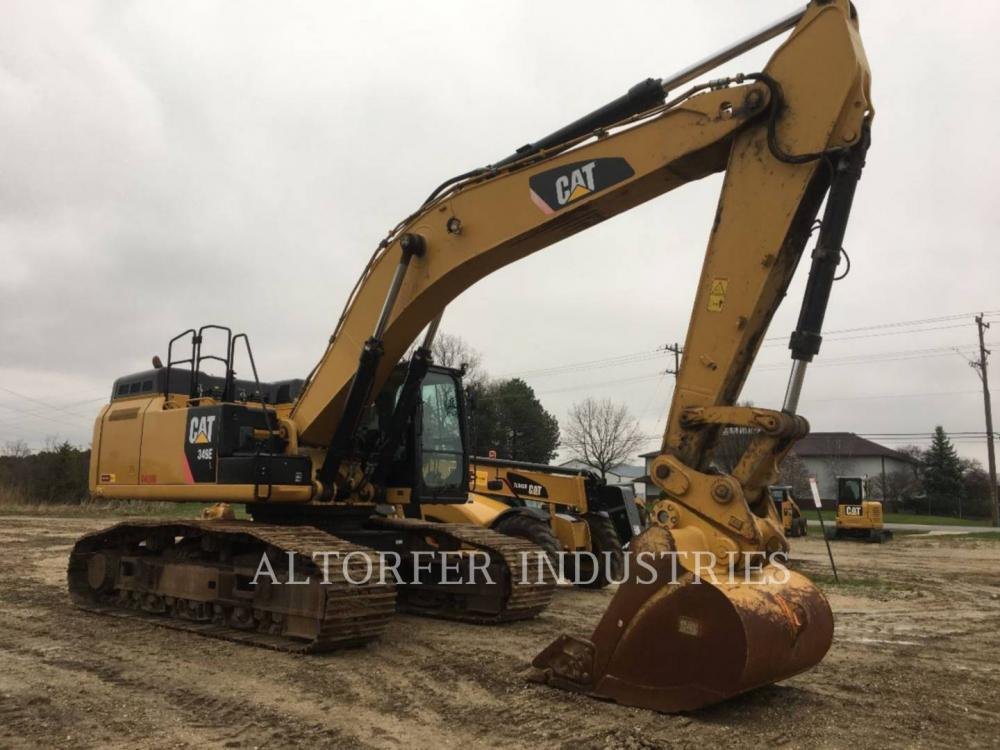 Detail photo of 2015 Caterpillar 349E from Construction Equipment Guide