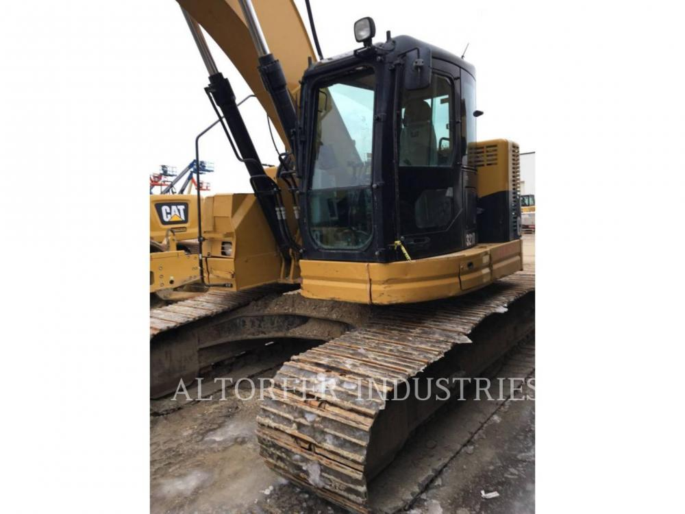 Detail photo of 2013 Caterpillar 321D from Construction Equipment Guide
