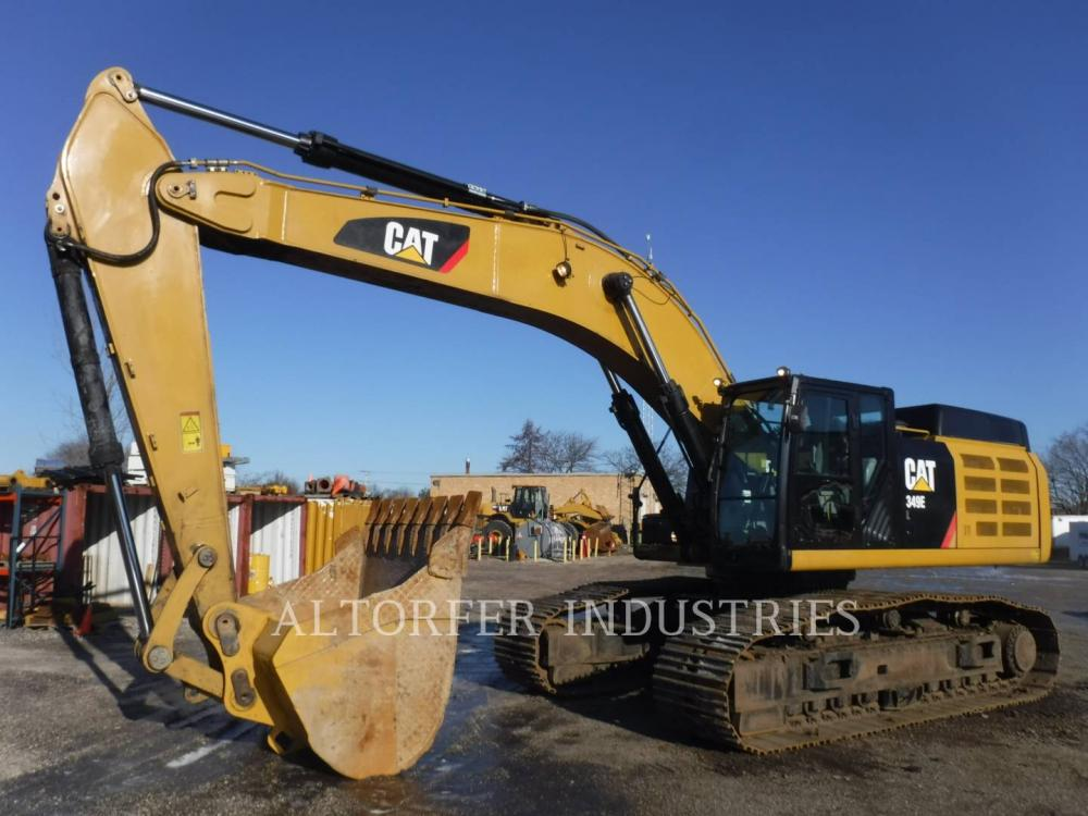 Detail photo of 2014 Caterpillar 349E from Construction Equipment Guide