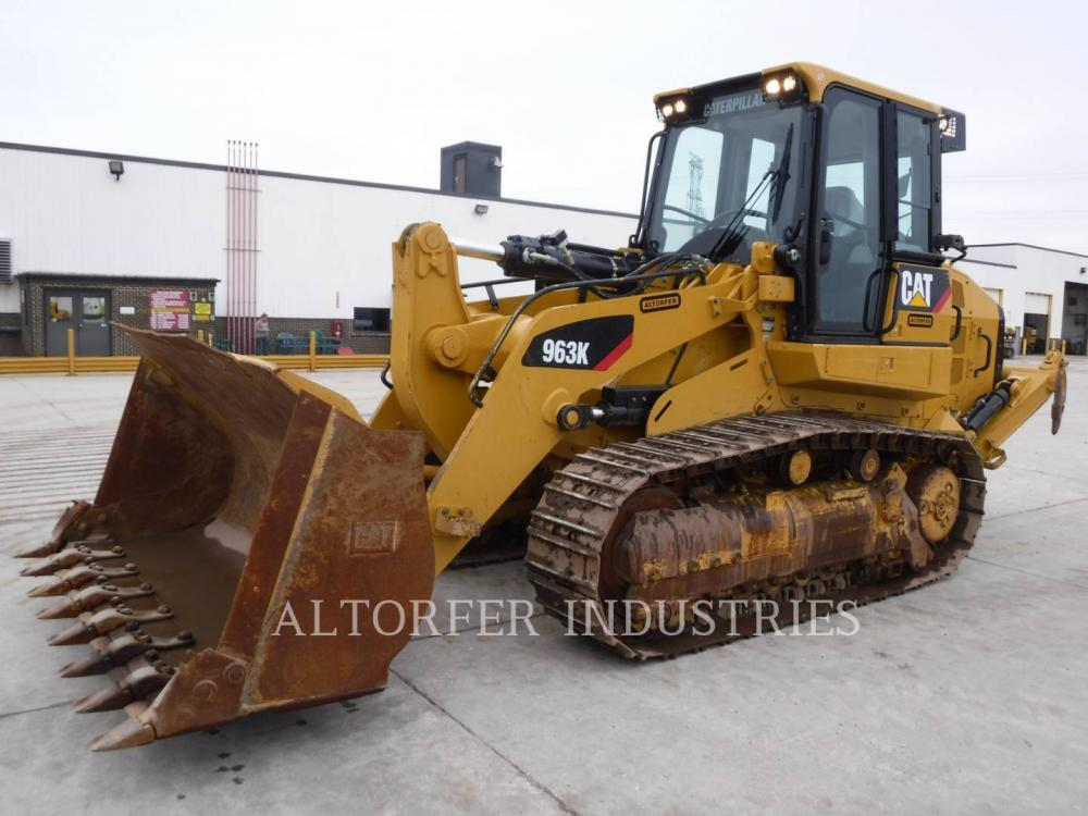 Detail photo of 2015 Caterpillar 963K from Construction Equipment Guide