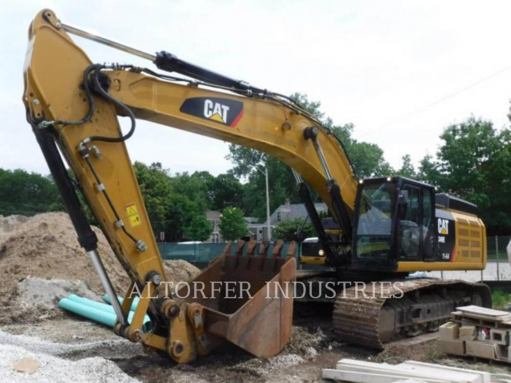 Detail photo of 2013 Caterpillar 349E from Construction Equipment Guide