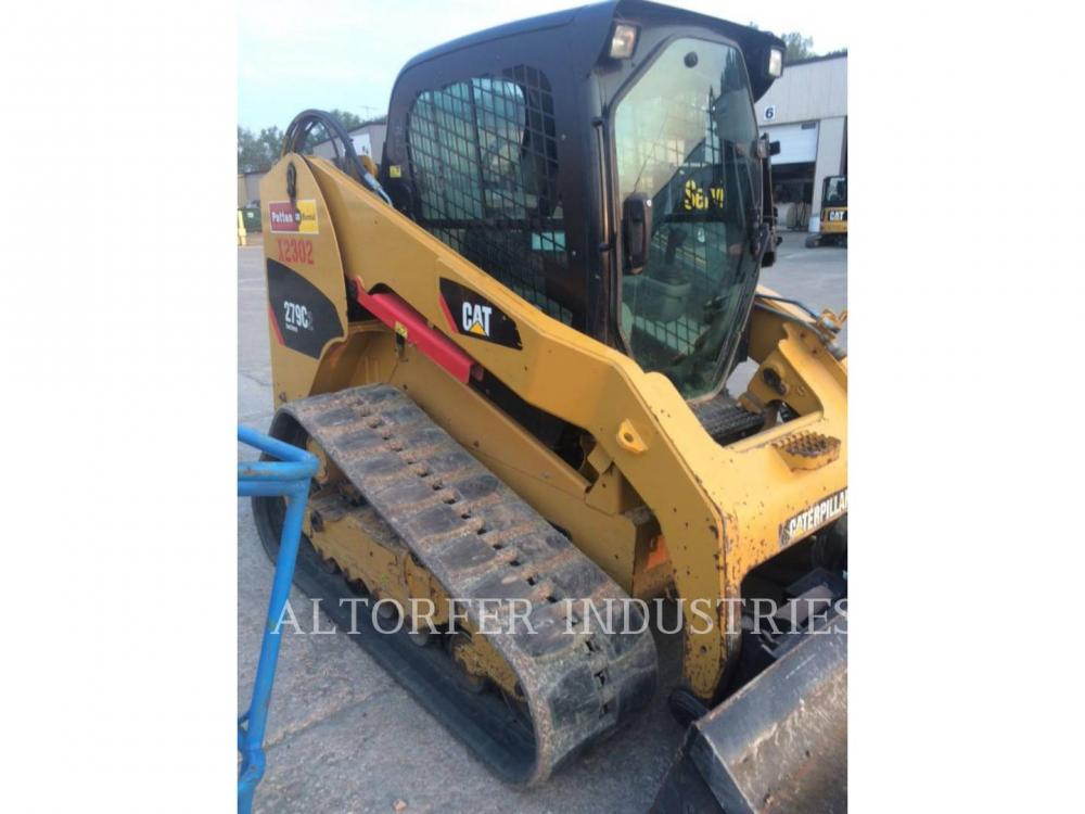 Detail photo of 2013 Caterpillar 279C2 from Construction Equipment Guide