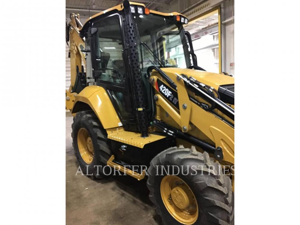 Detail photo of 2019 Caterpillar 420F2 IT from Construction Equipment Guide