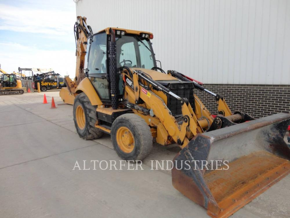 Detail photo of 2012 Caterpillar 430F IT from Construction Equipment Guide