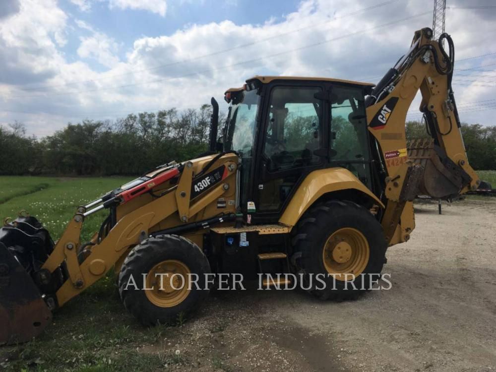 Detail photo of 2015 Caterpillar 430F2 IT from Construction Equipment Guide