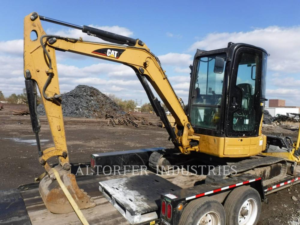 Detail photo of 2007 Caterpillar 303.5C CR from Construction Equipment Guide