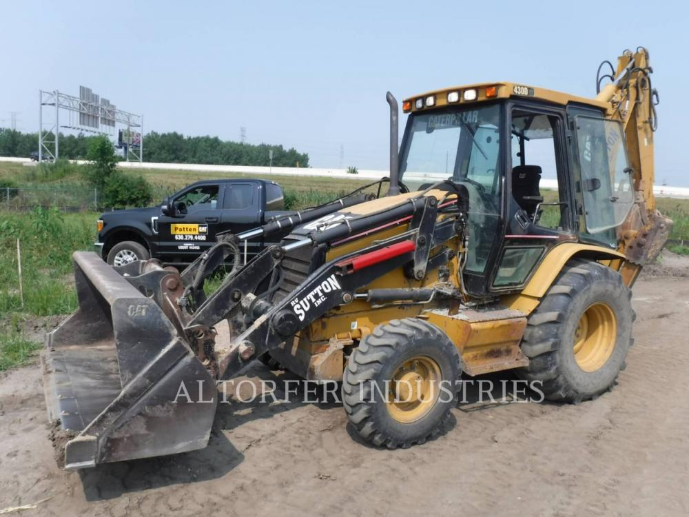 Detail photo of 2006 Caterpillar 430D from Construction Equipment Guide