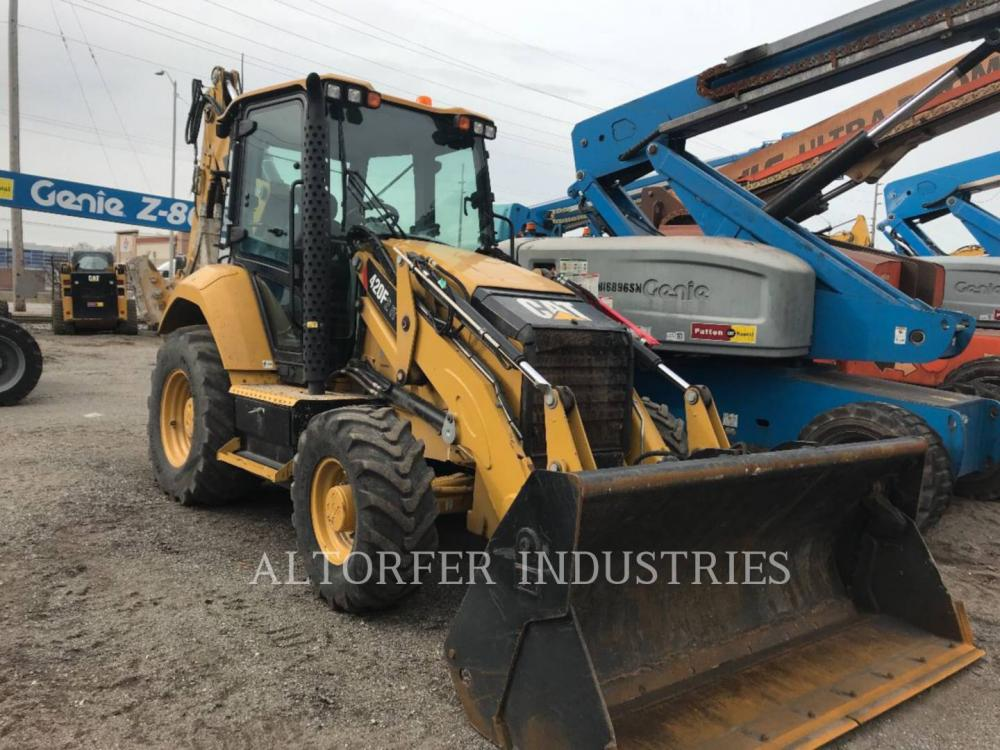 Detail photo of 2017 Caterpillar 420F2 IT from Construction Equipment Guide