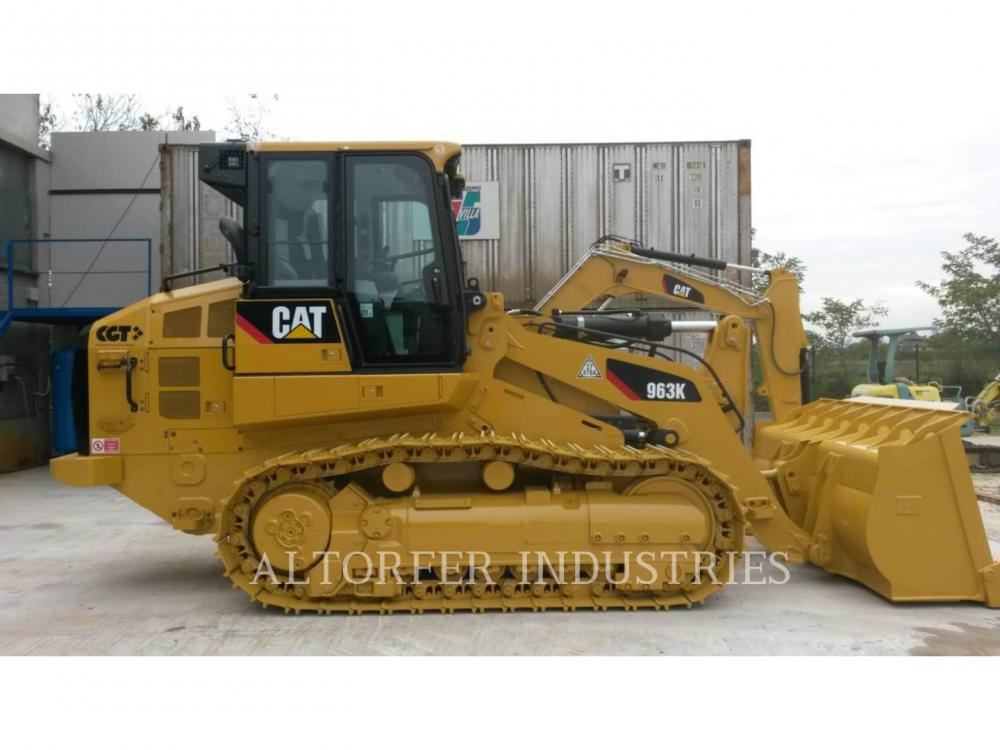 Detail photo of 2018 Caterpillar 963K from Construction Equipment Guide