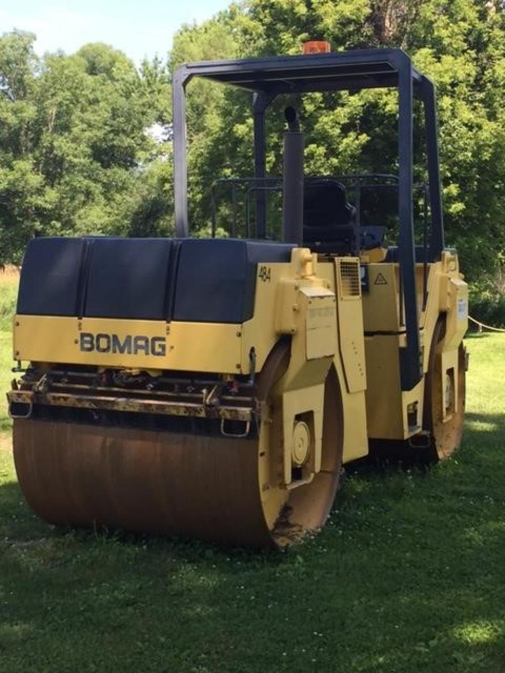 Detail photo of 1997 Bomag BW 141 AD-2 from Construction Equipment Guide