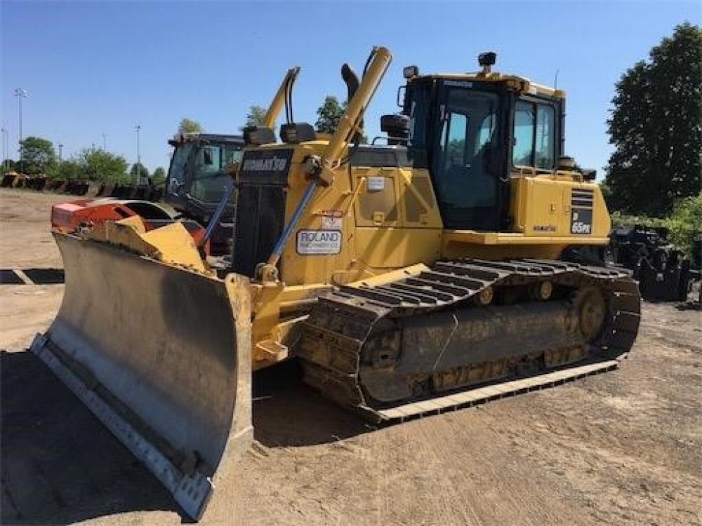 Detail photo of 2015 Komatsu D65PX-18 from Construction Equipment Guide
