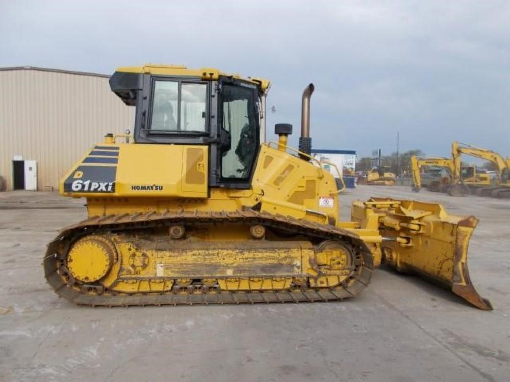 Detail photo of 2013 Komatsu D61PXI-23 from Construction Equipment Guide