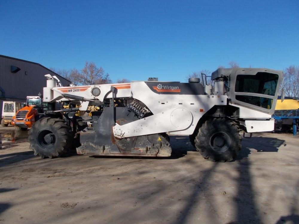 Detail photo of 2007 Wirtgen  WR2400 from Construction Equipment Guide
