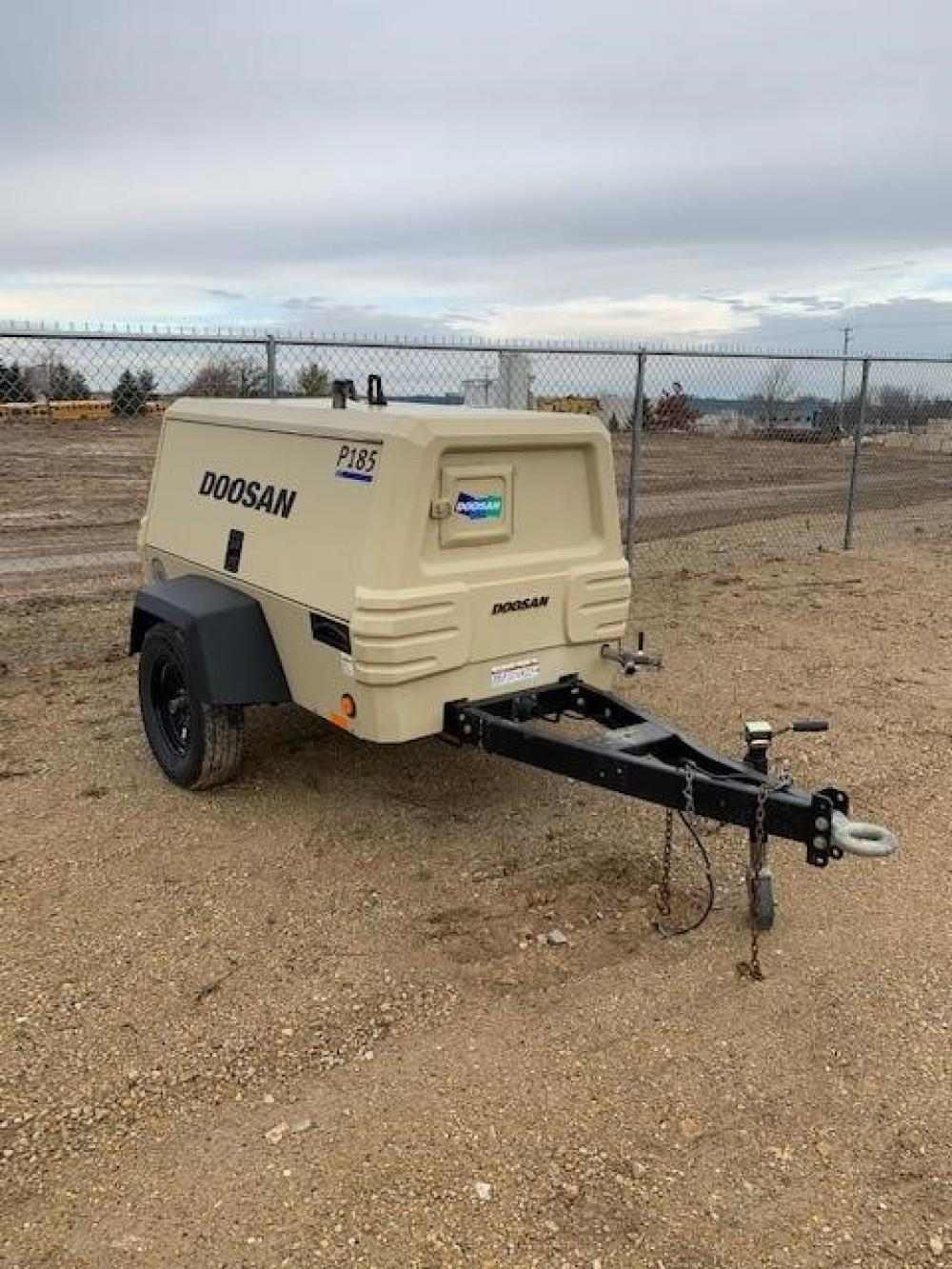 Detail photo of 2017 Doosan Portable Power P185WDO-T4F from Construction Equipment Guide