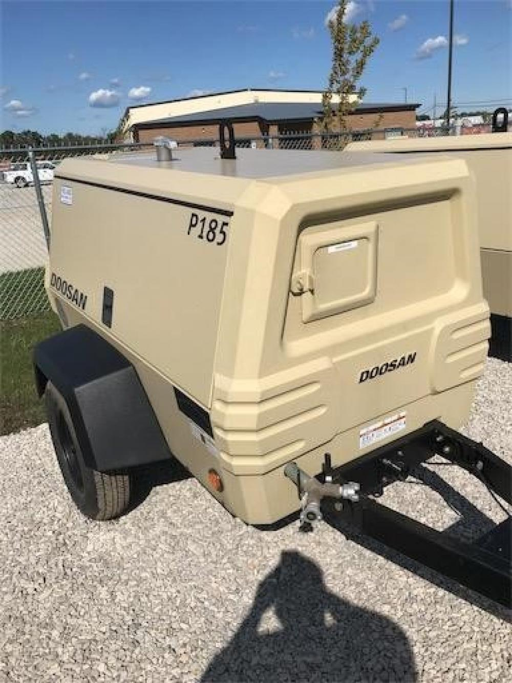 Detail photo of 2018 Doosan Portable Power P185WDO-T4F from Construction Equipment Guide