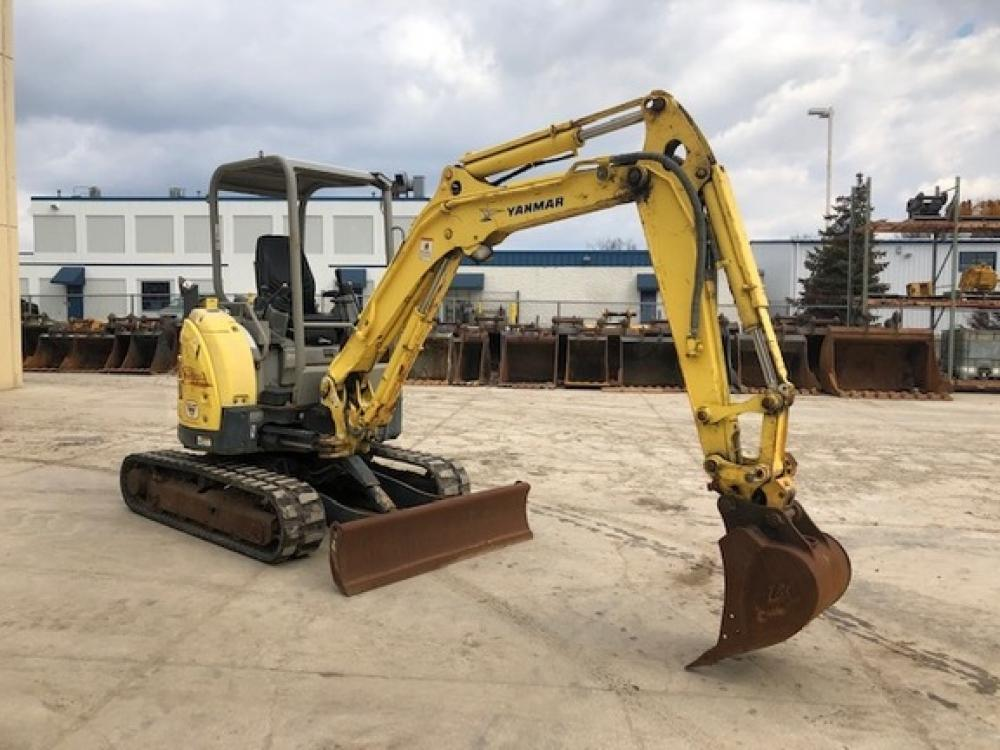 Detail photo of 2010 Yanmar VIO35 from Construction Equipment Guide