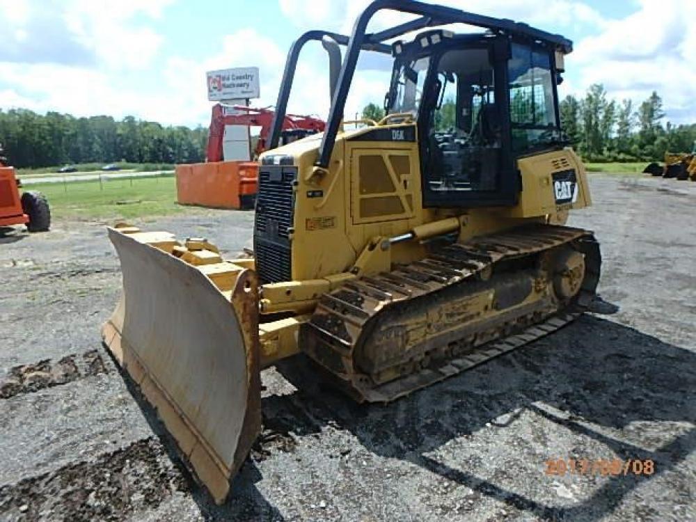 Detail photo of 2011 Caterpillar D6K XL from Construction Equipment Guide