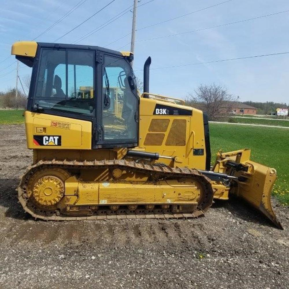 Detail photo of 2011 Caterpillar D3K II from Construction Equipment Guide