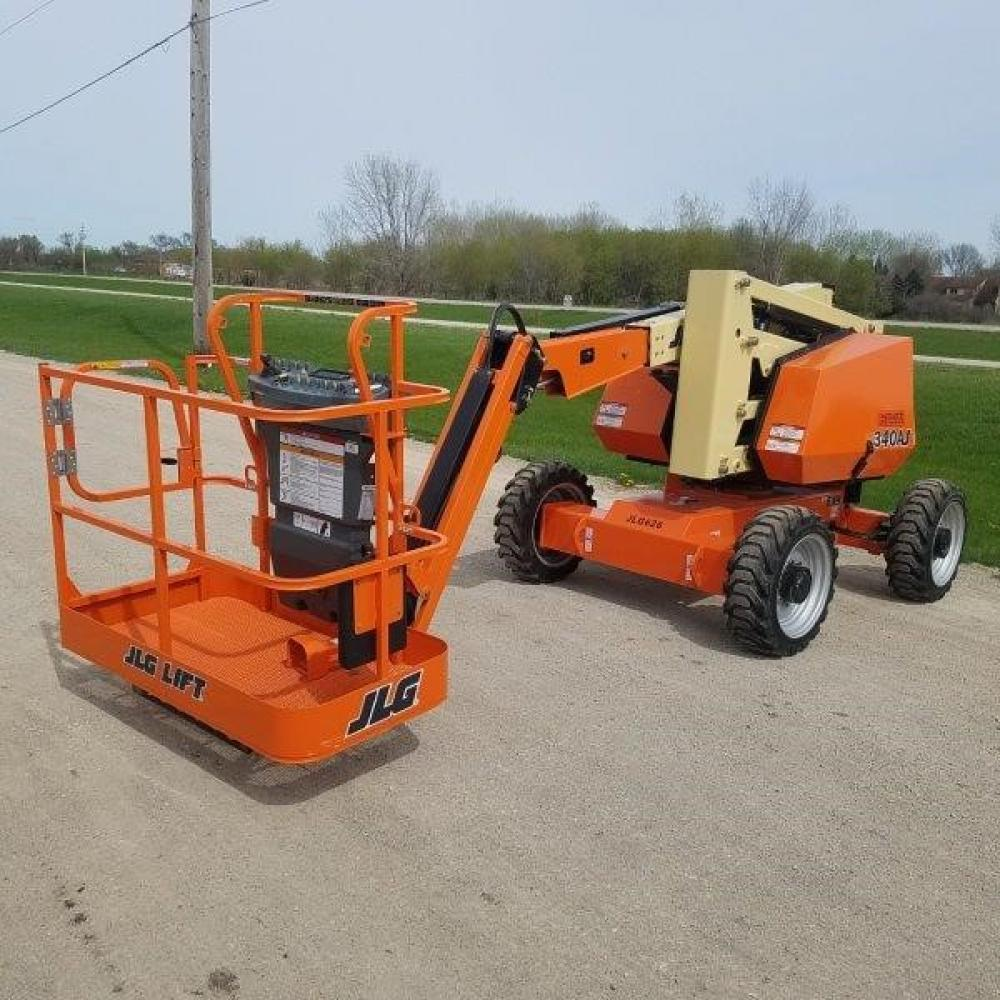 Detail photo of 2017 JLG 340AJ from Construction Equipment Guide