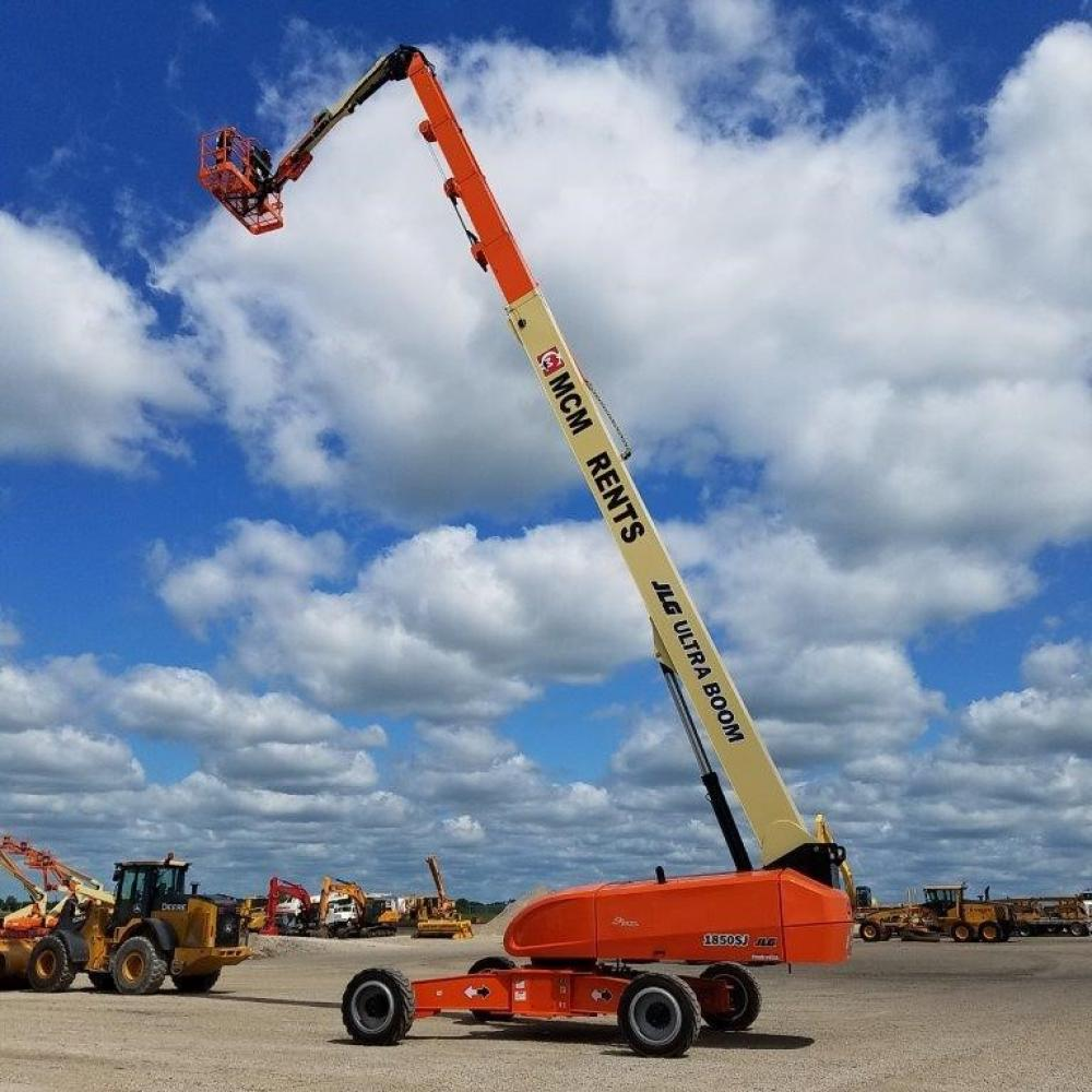 Detail photo of 2016 JLG 1850SJ from Construction Equipment Guide
