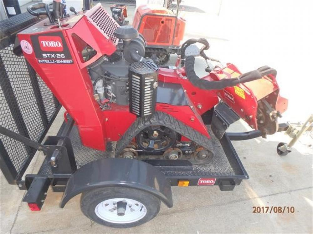 Detail photo of 2015 Toro STX26 from Construction Equipment Guide