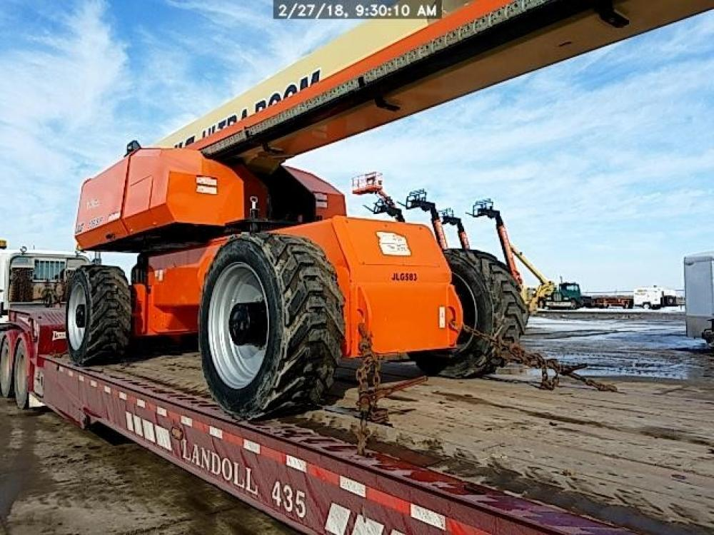 Detail photo of 2017 JLG 1350SJP from Construction Equipment Guide