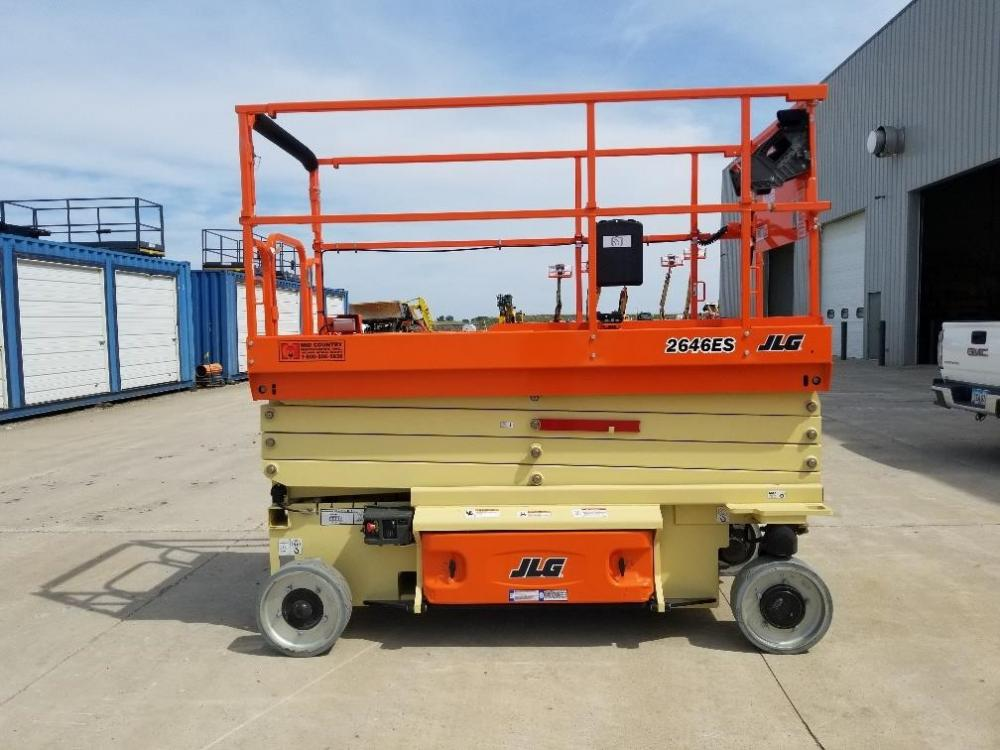 Detail photo of 2018 JLG 2646ES from Construction Equipment Guide