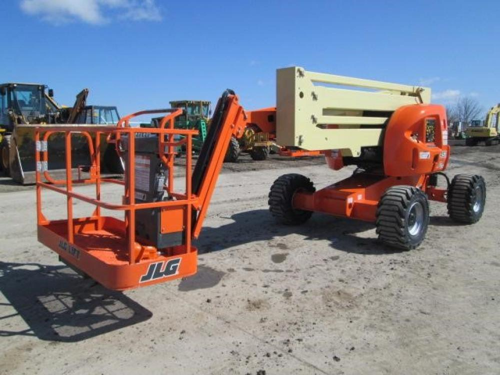 Detail photo of 2013 JLG 450AJ from Construction Equipment Guide