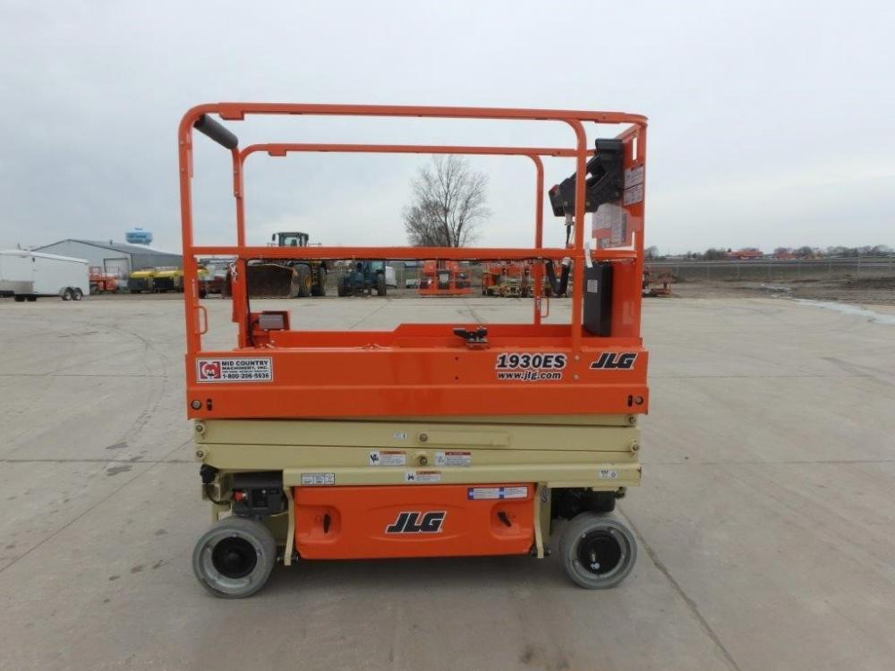 Detail photo of 2016 JLG 1930ES from Construction Equipment Guide
