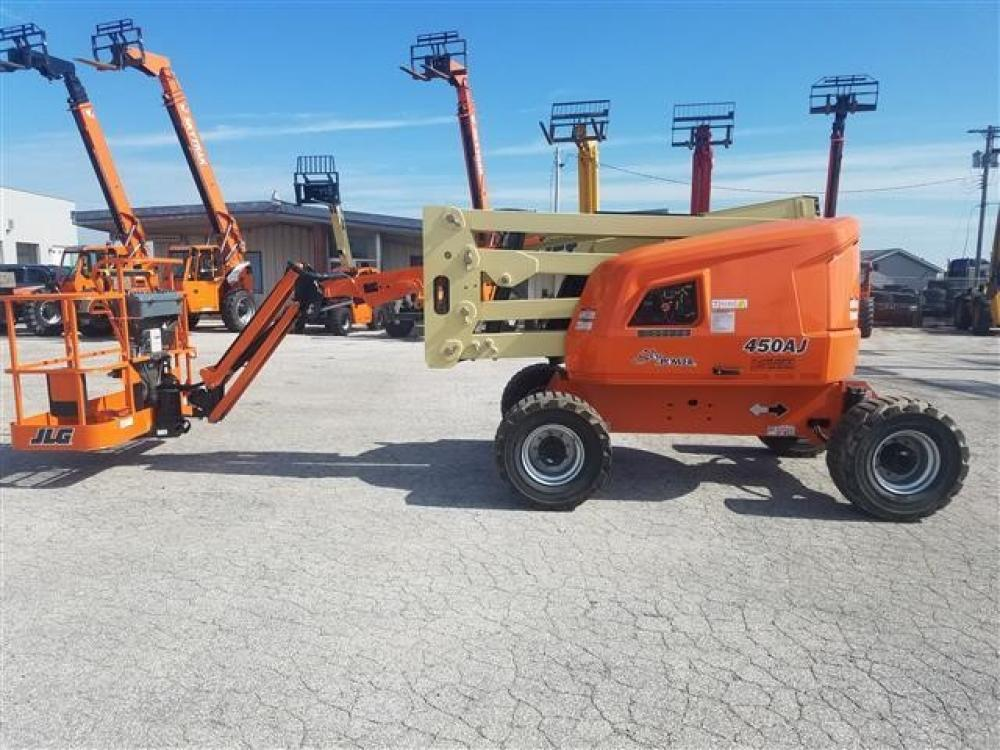 Detail photo of 2017 JLG 450AJ from Construction Equipment Guide