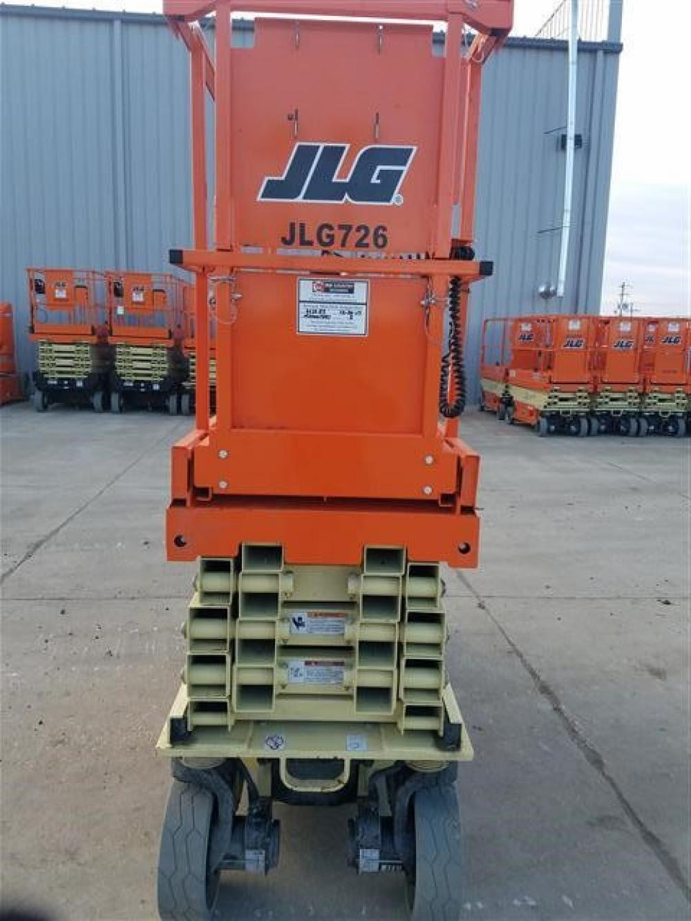 Detail photo of 2017 JLG 2632ES from Construction Equipment Guide