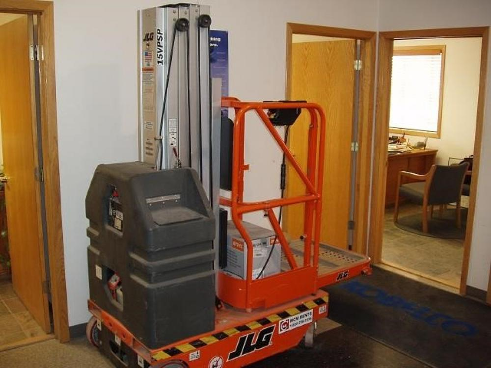 Detail photo of  JLG 15VP from Construction Equipment Guide