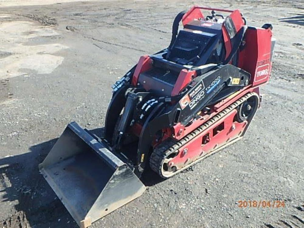 Detail photo of 2017 Toro DINGO TX 1000N from Construction Equipment Guide