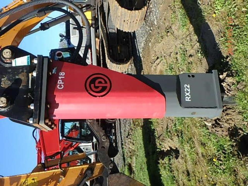Detail photo of 2014 Chicago Pneumatic  RX22 from Construction Equipment Guide