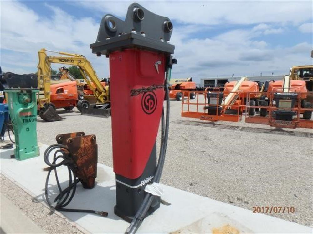 Detail photo of 2016 Chicago Pneumatic  RX30 from Construction Equipment Guide