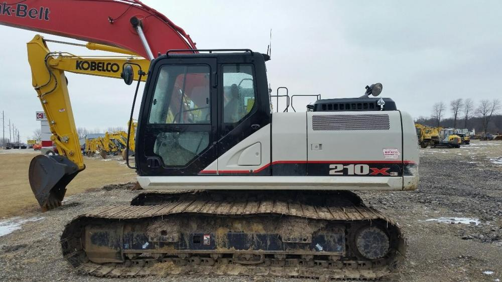 Detail photo of 2016 Link-Belt 210 X3 from Construction Equipment Guide