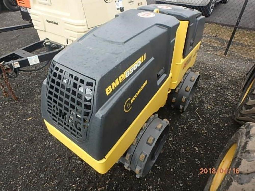 Detail photo of 2018 Bomag BW 138 AD-5 from Construction Equipment Guide
